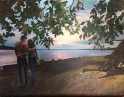 Sunrise at Owen Beach